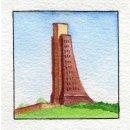 Spiral-Notizbuch 12x15 Ehrendenkmal Laboe