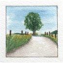 Spiral-Notizbuch 12x15 Baum