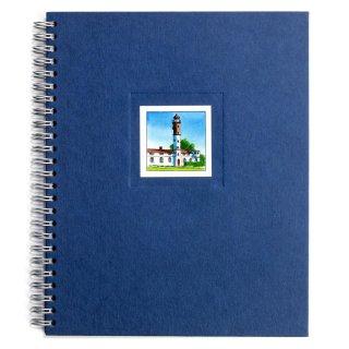 Spiral-Notizbuch 18x22 Leuchtturm Poel