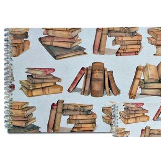 Foto-Spiralalbum 32x22 Bücher