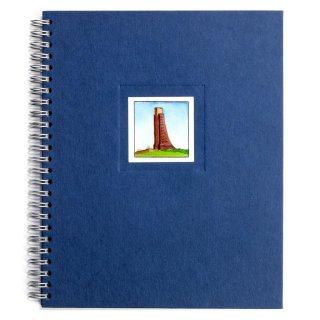Spiral-Notizbuch 18x22 Ehrendenkmal Laboe