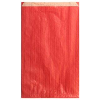 w30631-geschenktuete- faltenbeutel-rot-20x7x32cm