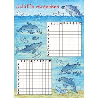 w36209-spielblock-a6-schiffe-versenken-delfine