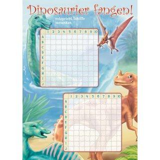 w36242-spielblock-a6-schiffe-versenken---dinosaurier