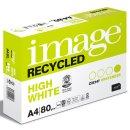 Kopierpapier A4 Image, 100er ISO-Weiße, 500 Blatt
