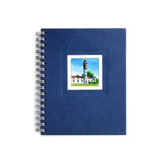 Spiral-Notizbuch 12x15 Leuchtturm Poel