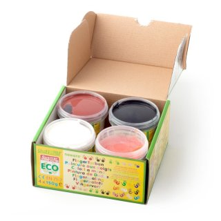 w79604-fingerfarbe-4x150g-set-ergaenzungsfarben-nawaro-marke-oekonorm