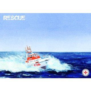 Briefumschläge C6 RESCUE-Rettungskreuzer