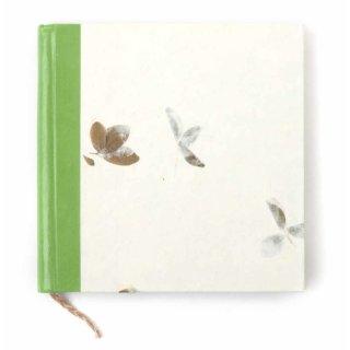 w10091-notizbuch-18x18cm-hardcover-kleeblatt-aus-buettenpapier