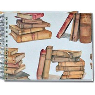 Foto-Spiralalbum 18 x 13 Bücher